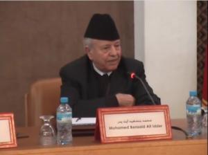 2 - Mohamed Bensaid Aït Idder