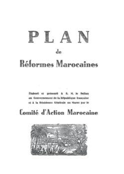 Plan de réformes marocaines_Comité d Action Marocaine