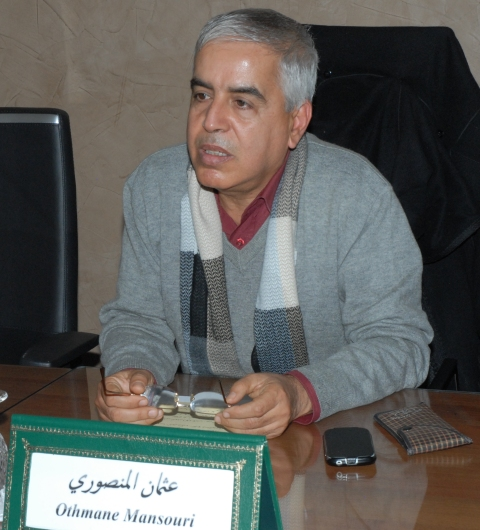 Othmane Mansouri
